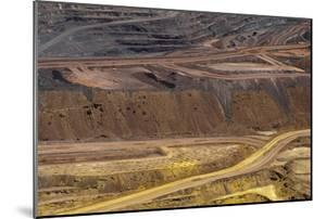 Outback Mines Aerial, Australia by John Gollings