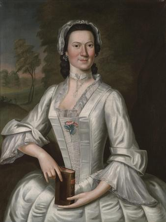 Elizabeth Moffatt Sherburne, c.1750