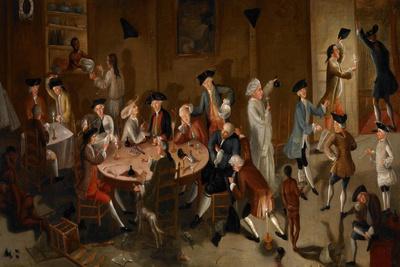 Sea Captains Carousing in Surinam, C.1752-58