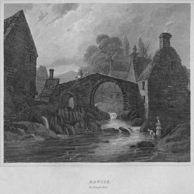 'Hawick, Roxburghshire', 1814