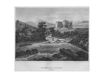 'Hawick. (General View.) Roxburghshire', 1814-John Greig-Framed Giclee Print
