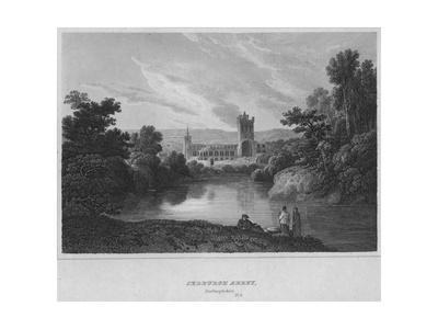 'Jedburgh Abbey, Roxburghshire', 1814