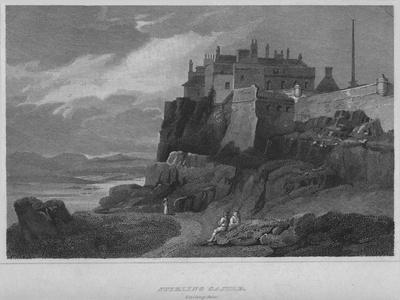 'Stirling Castle, Stirlingshire', 1814