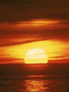 Sunset, Cape Cod, MA by John Greim