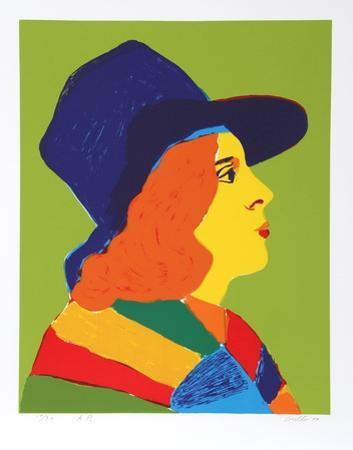 Girl with Hat I