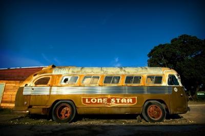 Bus 1 by John Gusky