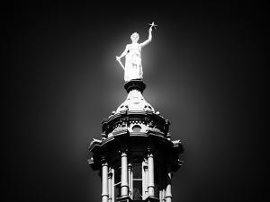 Capitol Goddess by John Gusky