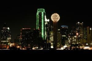Dallas Skyline by John Gusky
