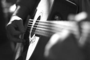 Guitar by John Gusky