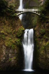 Multnomah Falls 2 by John Gusky
