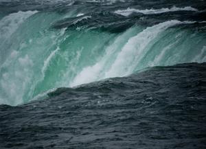Niagara Falls by John Gusky