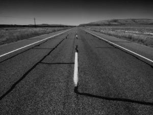 Route 66 by John Gusky