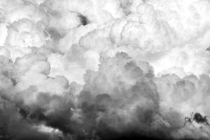 Storm Clouds by John Gusky