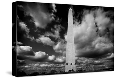 Washington Monument 1 BW