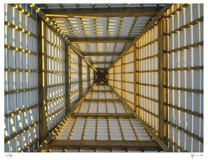 Coleman Pavillion Sunrise by John Gynell