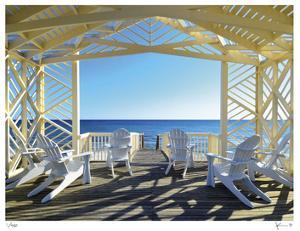 Odessa Pavilion Seaside by John Gynell