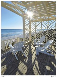 Odessa Pavilion Sunlight by John Gynell
