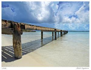 Stocking Island Dock by John Gynell
