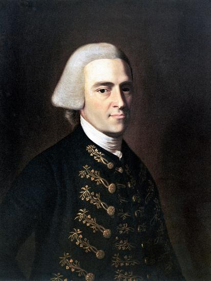 John Hancock (1737-1793)-John Singleton Copley-Giclee Print