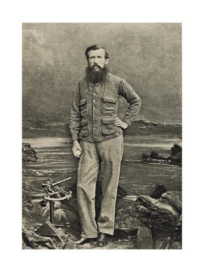 John Hanning Speke--Giclee Print
