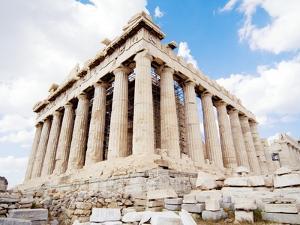 The Parthenon by John Harper