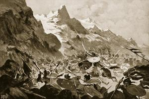The Battle of Kosovo by John Harris Valda