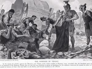 The Kindness of Trajan by John Harris Valda