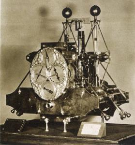 John Harrison's First Marine Chronometer