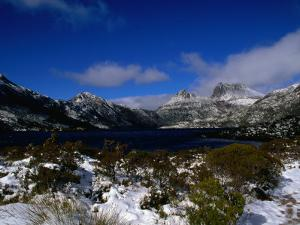 Cradle Mountain, Tasmania, Australia by John Hay