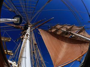 "Tall Ship ""Eye of the Wind,"" Tasmania, Australia by John Hay"