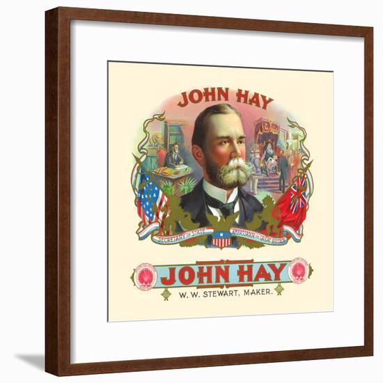 John Hay- George S. Harris & Sons-Framed Art Print