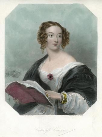 Countess Cowper, C1865-1890