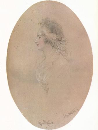 Miss De Camp, 19th century, (1923)