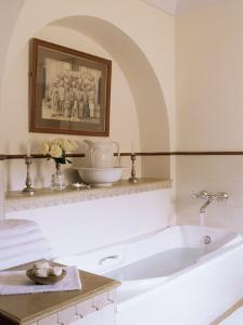 Bathroom Detail in One of the En-Suite Guest Bedrooms, Samode Palace Hotel, Samode, India by John Henry Claude Wilson