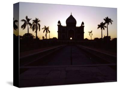 Safdarjang's Tomb, New Delhi, Delhi, India, Asia