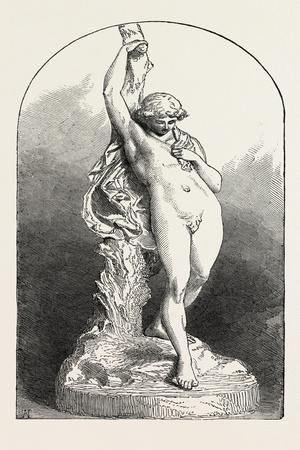 Boy at a Stream, 1851
