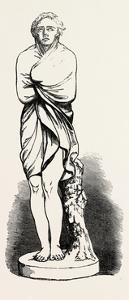 The Wanderer, 1851 by John Henry Foley