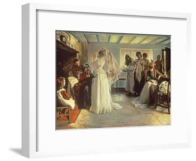 The Wedding Morning, 1892
