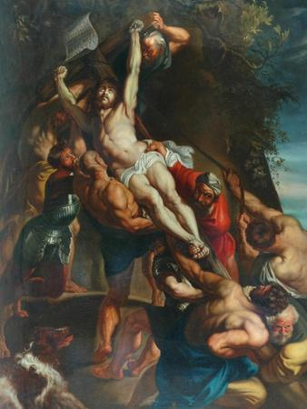 Elevation Of The Cross
