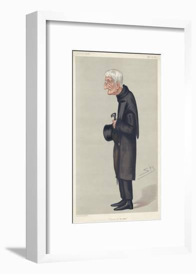 John Henry Newman Catholic Convert, Subsequently a Cardinal--Framed Giclee Print