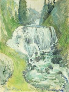 Cascades by John Henry Twachtman