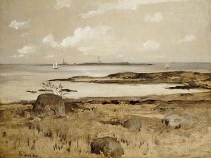 Gloucester Coast by John Henry Twachtman