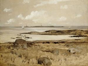 Gloucester Coast by John Henry Twachtman
