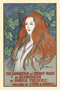 The Damnation of Theron Ware Or, Illumination by Harold Frederic by John Henry Twachtman