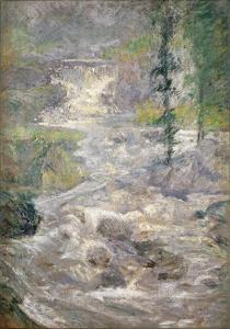 The Rainbow's Source, C.1890-1900 by John Henry Twachtman