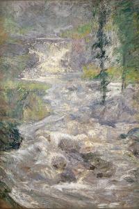 The Rainbow's Source, C.1890-1900 by John Henry Twachtman
