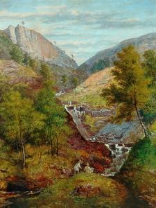 Rattan Clough, Burnley Valley by John Holland