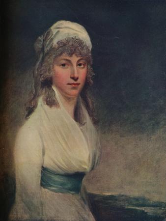 'Portrait of a Lady', c1790