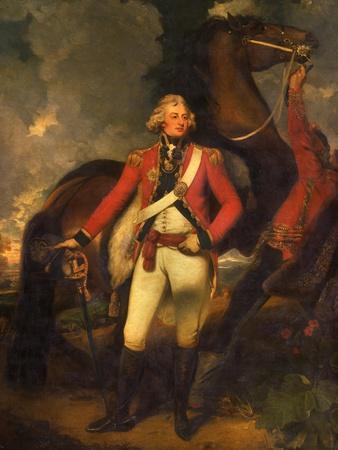 Portrait of Hrh Frederick Augustus, Duke of York