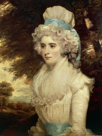 Portrait of Miss Frances Beresford